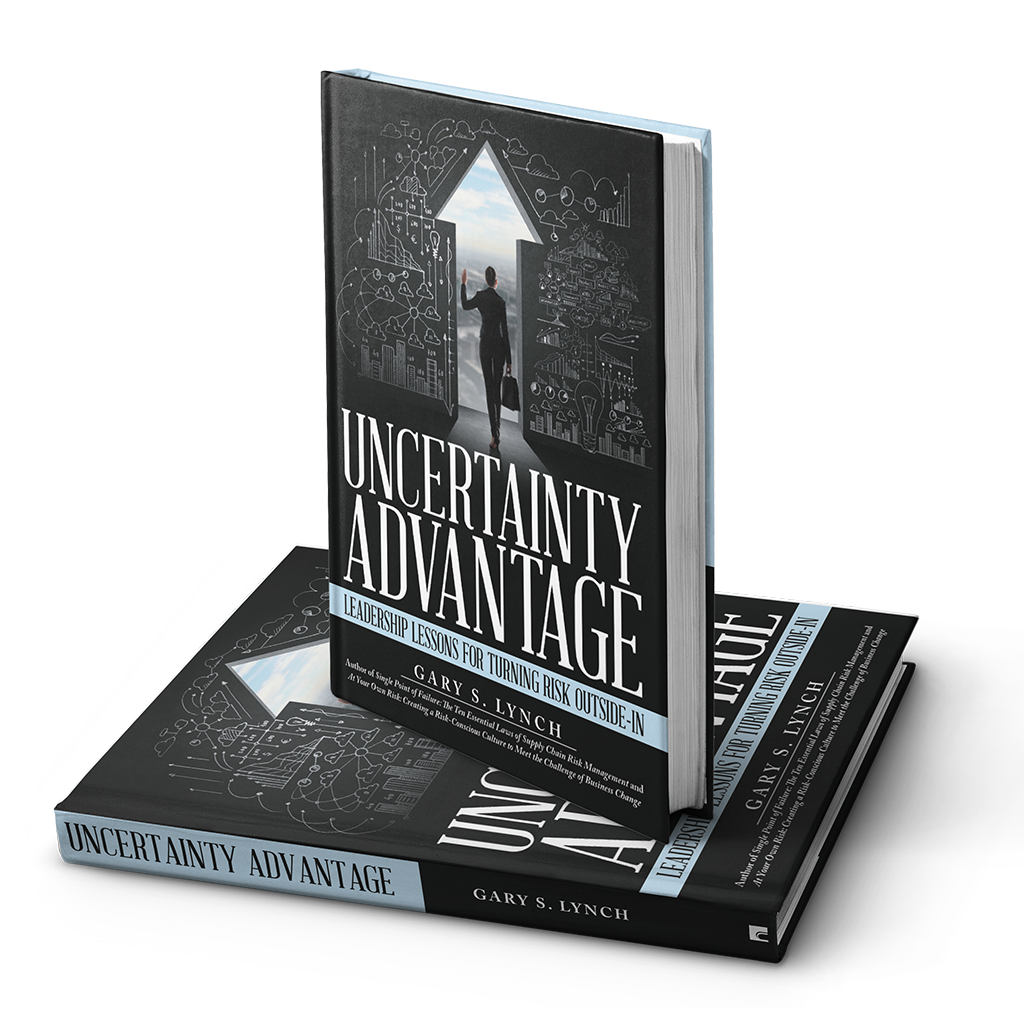 Uncertainty Advantage by Gary S. Lynch